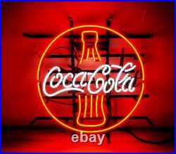 Cola Drink Boutique Decor Store Custom Vintage Neon Sign uk 16X16
