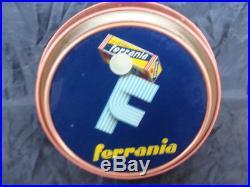 Insegna Ferrania Foto Pellicole Film Macchine Fotografiche Vintage Old Sign