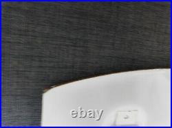 Original PORSCHE Enamel Sign Porcelain Service Shield Advertising Vintage 2007