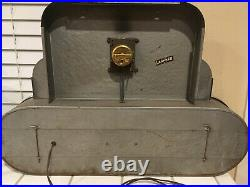 Rare Vintage McQuay Norris Piston Rings Light-up Clock & Sign Lackner 1957