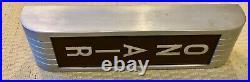 VINTAGE Reproduction RCA ON AIR STUDIO WARNING SIGN RADIO STATION 100-240VAC