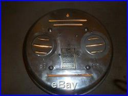 Vintage Lighted Pam clock Hurst Dealer clock