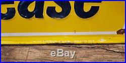 Vintage Pepsi sign say PEPSI please 30Advertising Stout Sign Co. St Louis MO