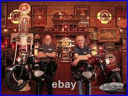 Vintage Royal Crown Soda Tin Embossed 30 Advertising Sign Watch Video