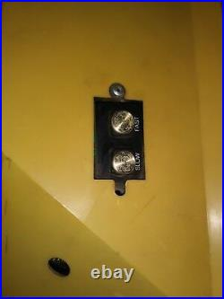 Vintage SPRITE Soda Pop Lighted Digital Wall Clock SIGN Advertising WORKS