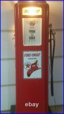 Vintage Texaco Gas Pump