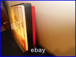 Vintage Trico Wiper Blades Advertising Lighted Clock
