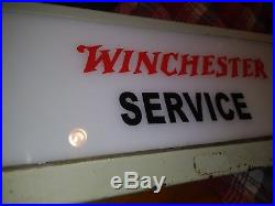 Winchester Vintage Original Light from Old Store